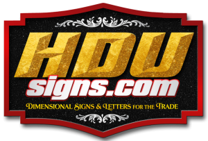 HDU Official Logo