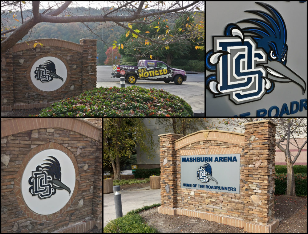 Mashburn Arena Collage