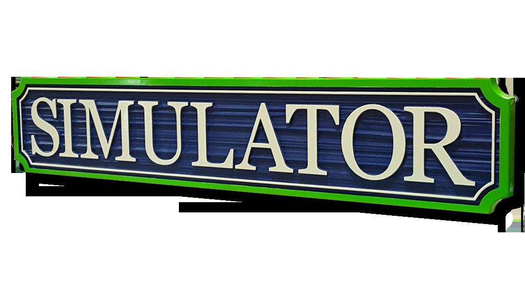Simulator Angle