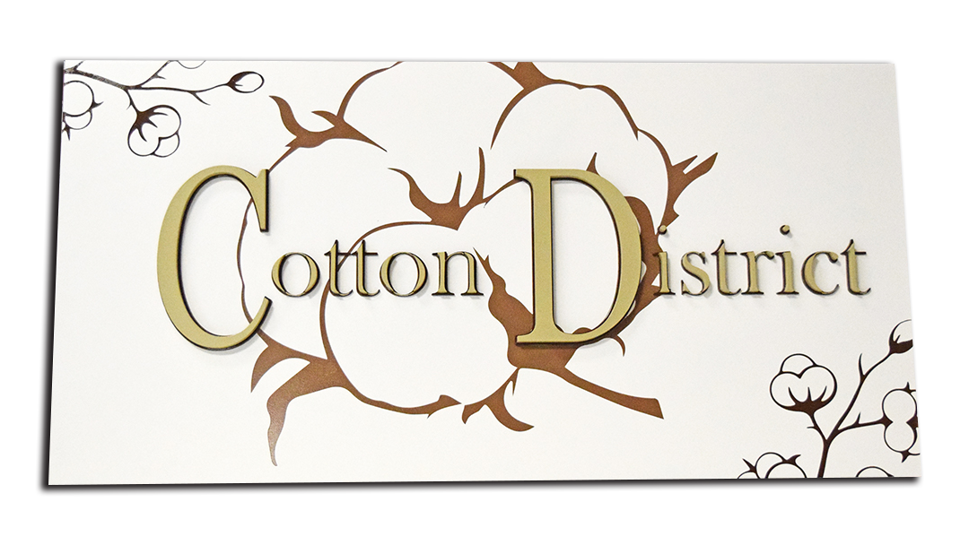 cotton district