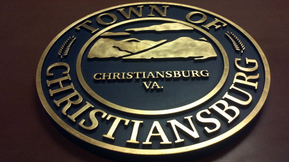 Town of Christianburg Seal Finished